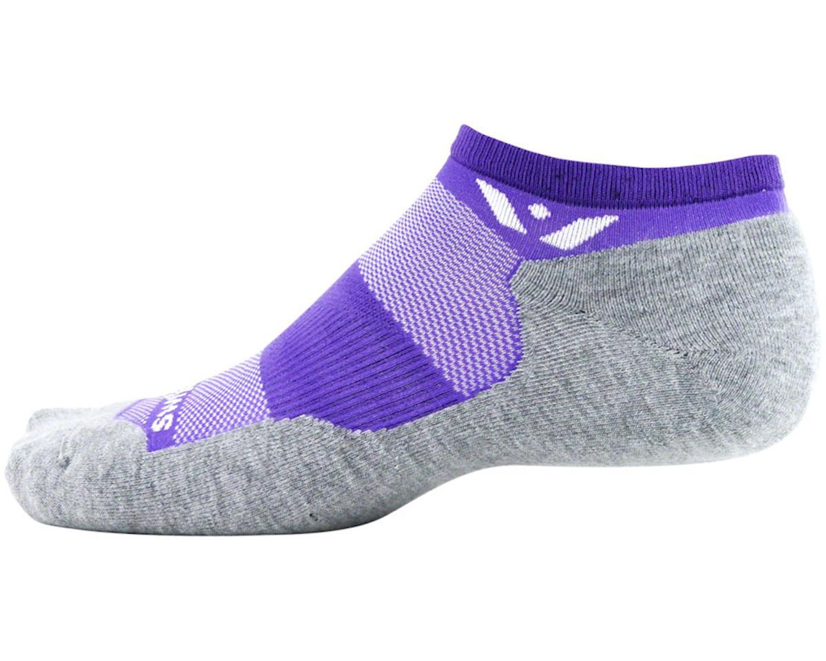 Swiftwick Maxus Zero Sock (Violet Purple) (S)