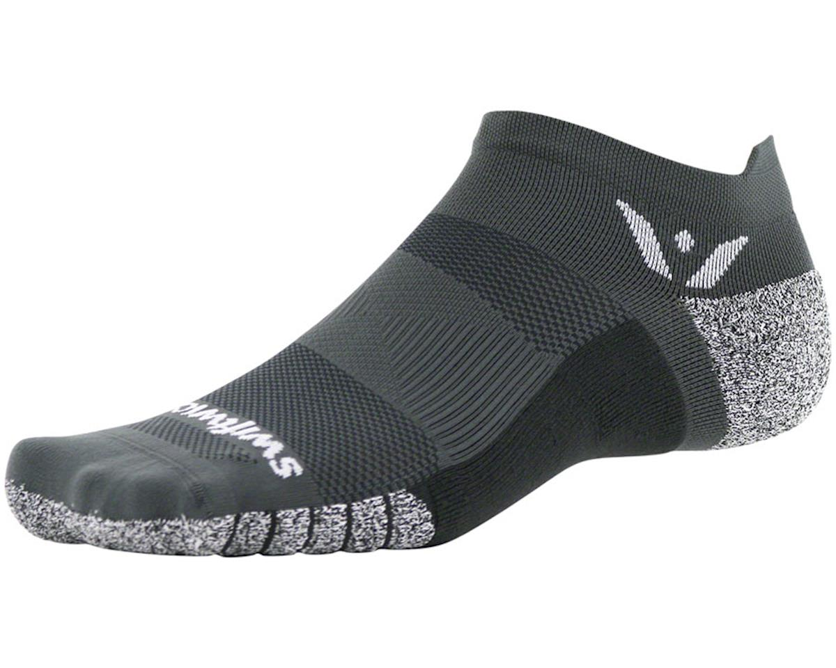 Swiftwick Flite XT Zero Sock (Royal Gray) (M)