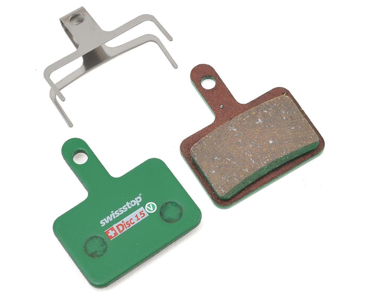 Swissstop Disc 15 Organic Brake Pads (Deore M525, M575, M486, M485, M486)
