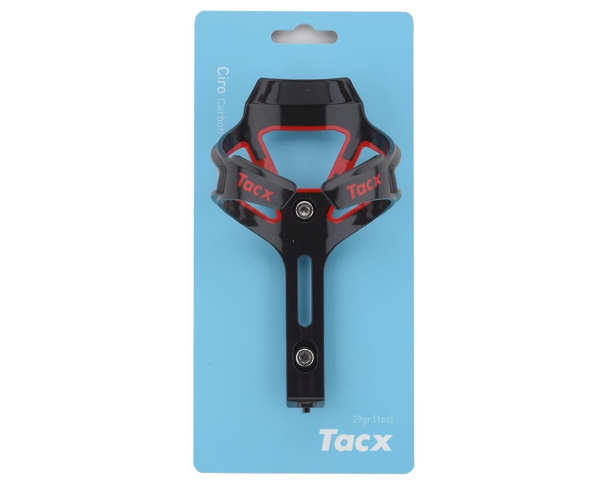 Image 2 for Tacx Ciro Bottle-Cage (Red)
