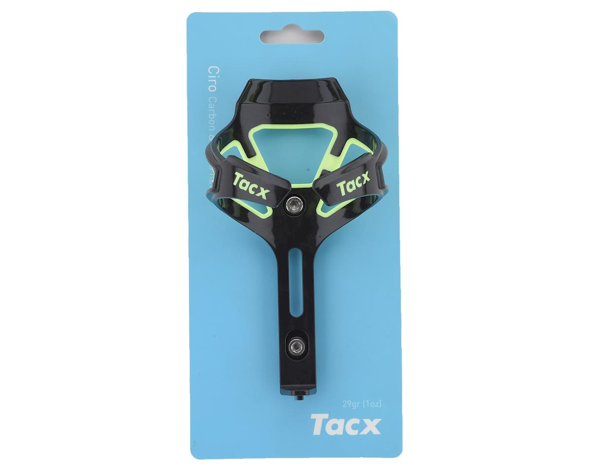 Image 2 for Tacx Ciro Bottle-Cage (Fluo Yellow)