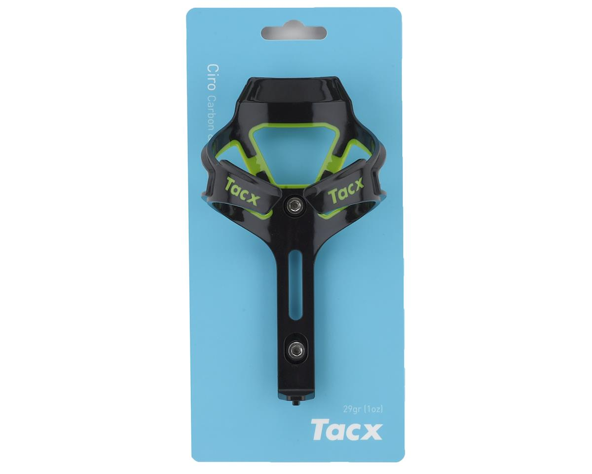 Tacx Ciro Bottle-Cage (Green)