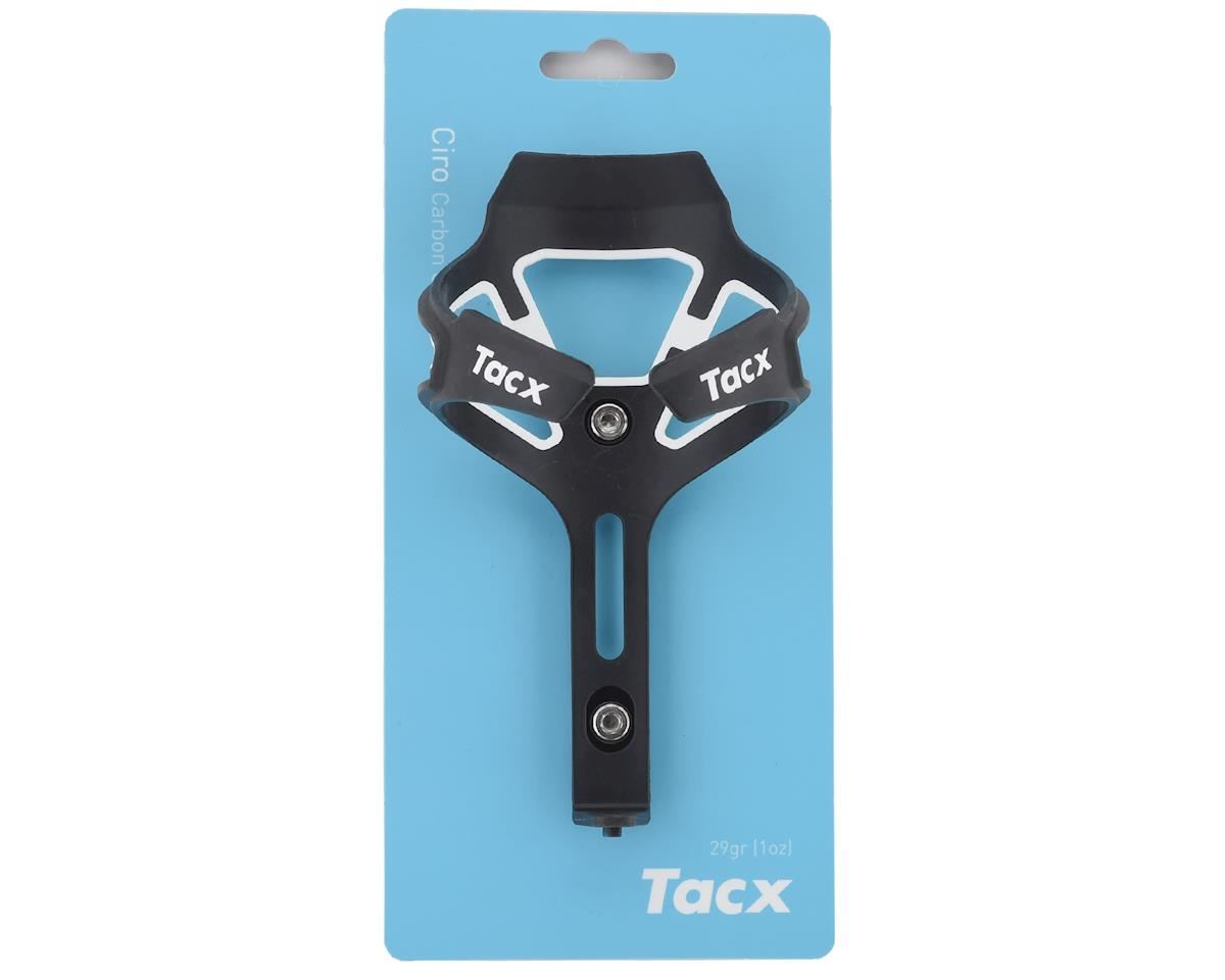 Image 2 for Tacx Ciro Bottle-Cage (Matte White)