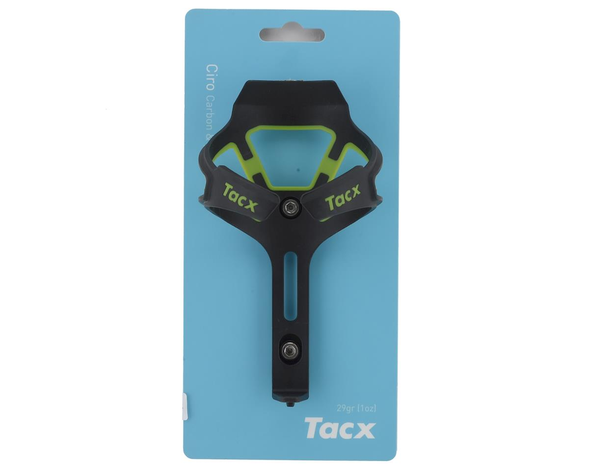 Tacx Ciro Bottle-Cage (Matte Green)