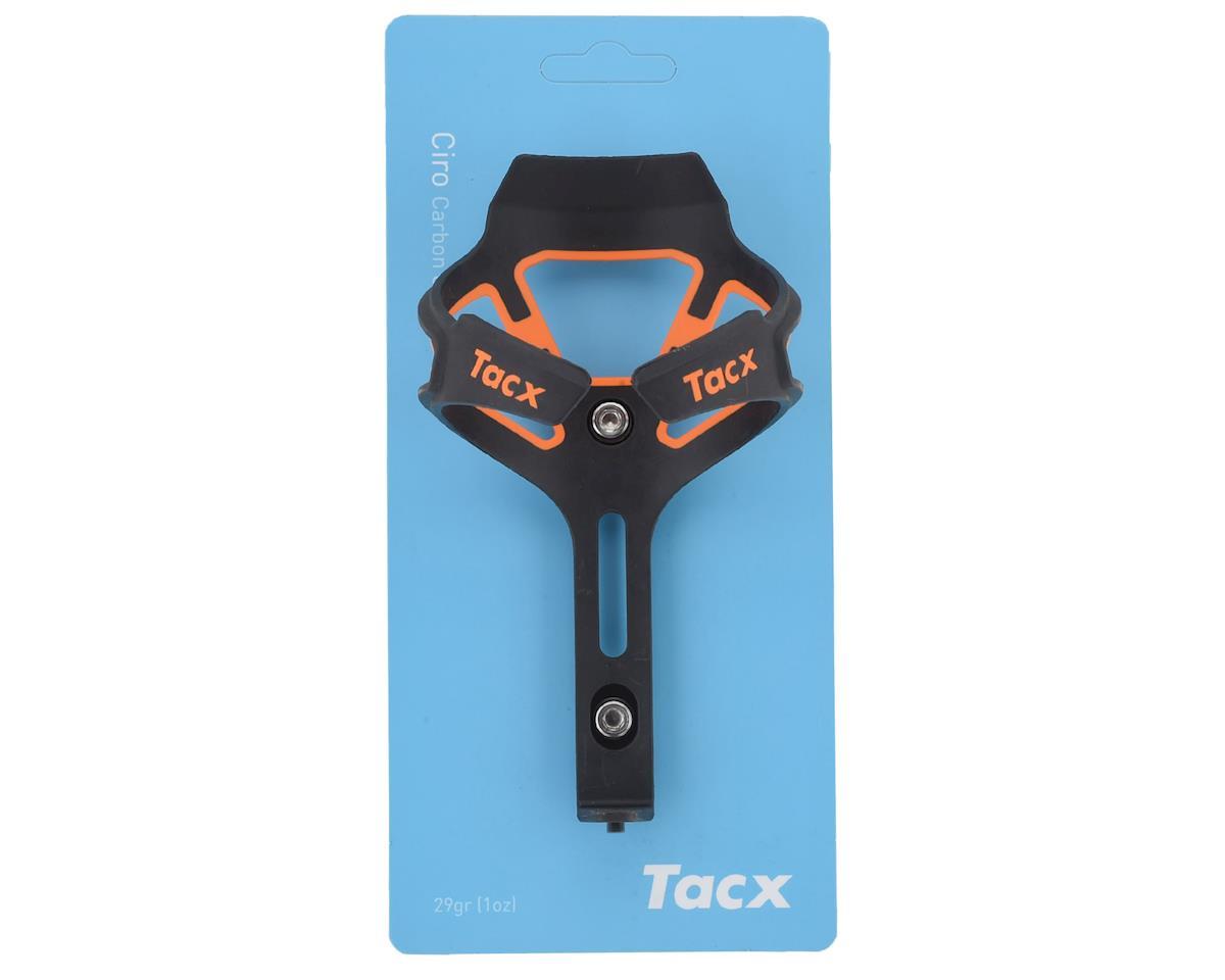 Image 2 for Tacx Ciro Bottle-Cage (Matte Orange)