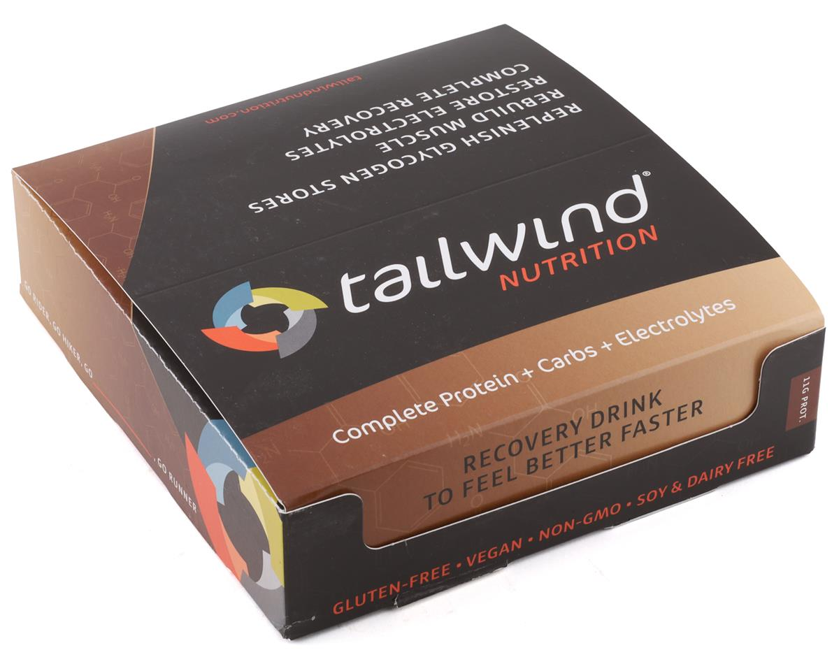 Tailwind Nutrition Rebuild Recovery Fuel (Chocolate) (12 2.0oz Packets)