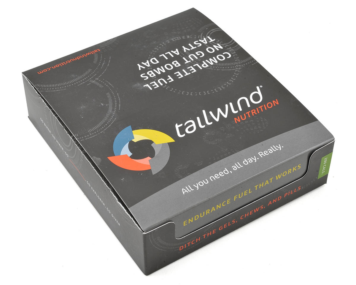 Image 2 for Tailwind Nutrition Endurance Fuel (Green Tea) (12 0.96oz Packets)