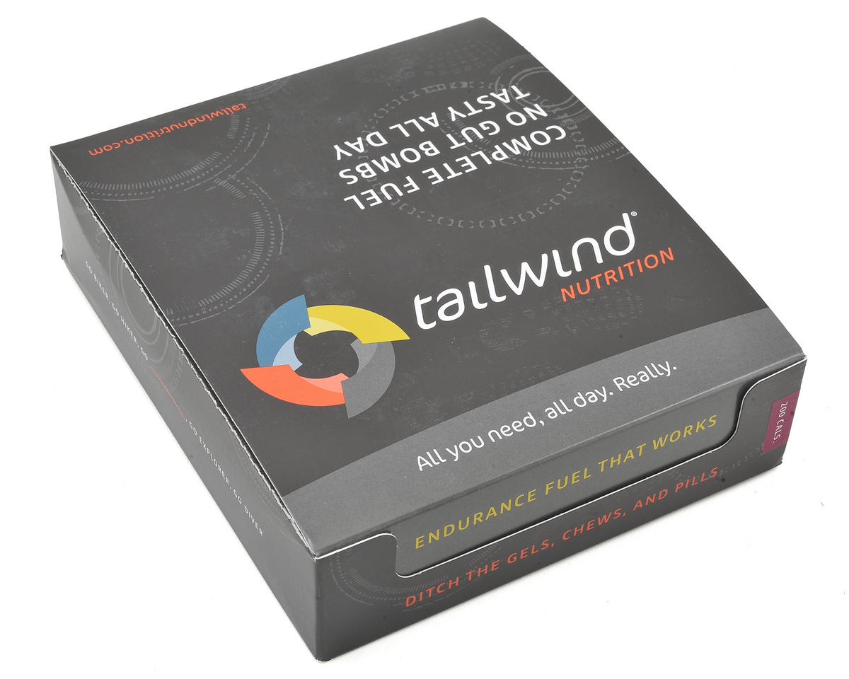 Tailwind Nutrition Endurance Fuel (Raspberry) (12 1.98oz Packets)