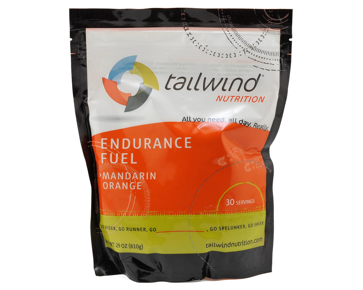 Tailwind Nutrition Endurance Fuel (Mandarin Orange) (30 Servings)