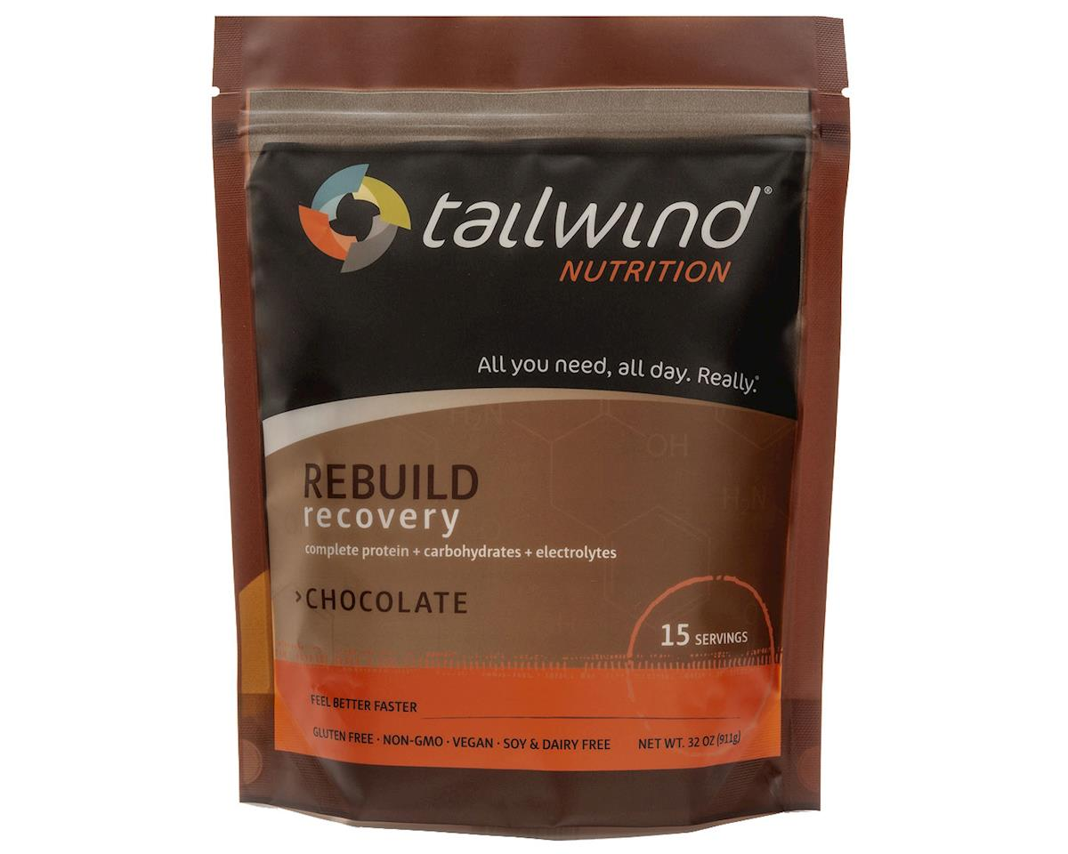 Tailwind Nutrition Rebuild Recovery Fuel (Chocolate) (15 Serving Bag)