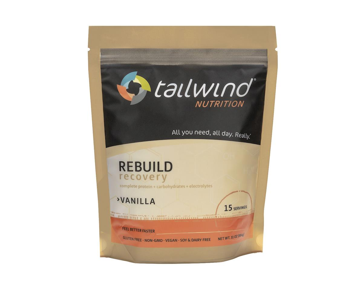 Tailwind Nutrition Rebuild Recovery Fuel (Vanilla) (15 Serving Bag)