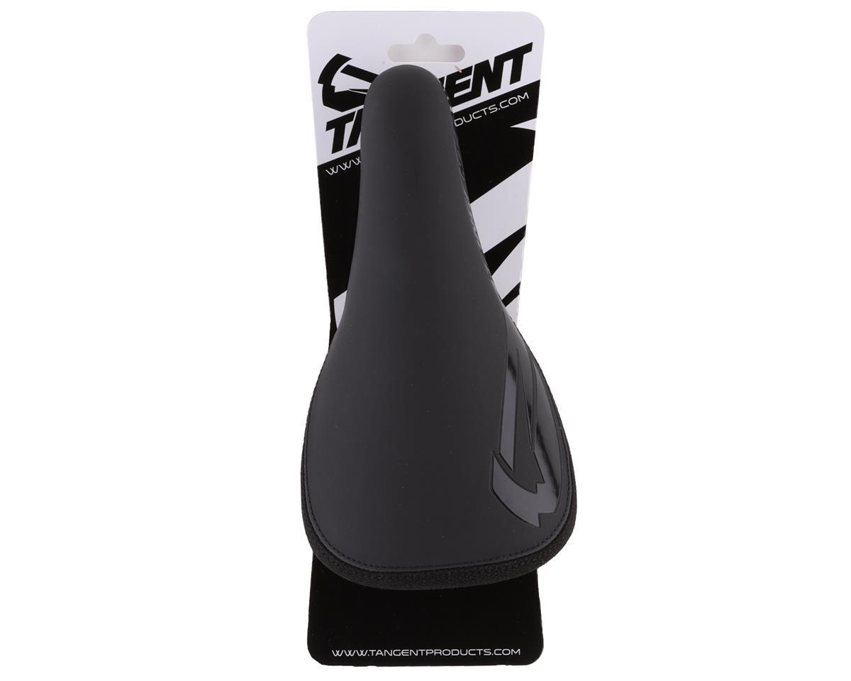 Tangent Products Tangent Carve Railed BMX Saddle Black/Black