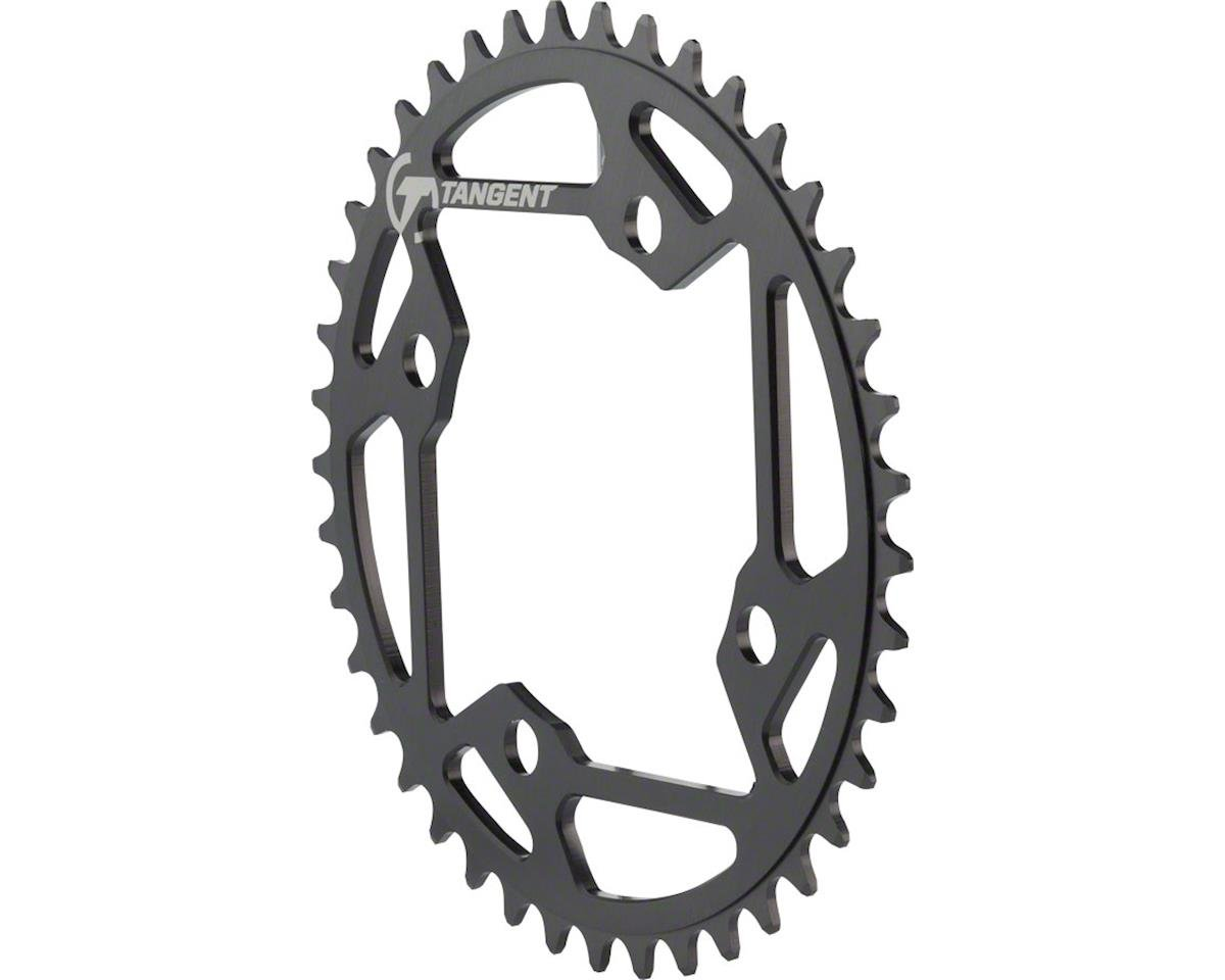 Tangent Halo 41t 104mm BCD 4-Bolt Chainring Black