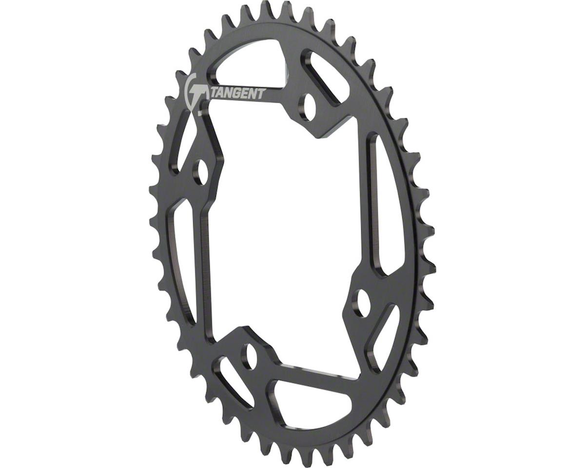 Tangent Products Tangent Halo 41t 104mm BCD 4-Bolt Chainring Black