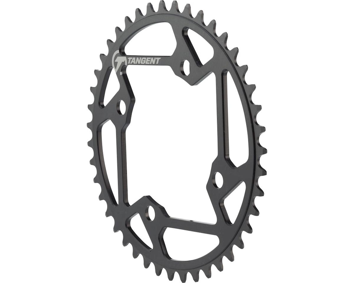 Tangent Halo 44t 104mm BCD 4-Bolt Chainring Black