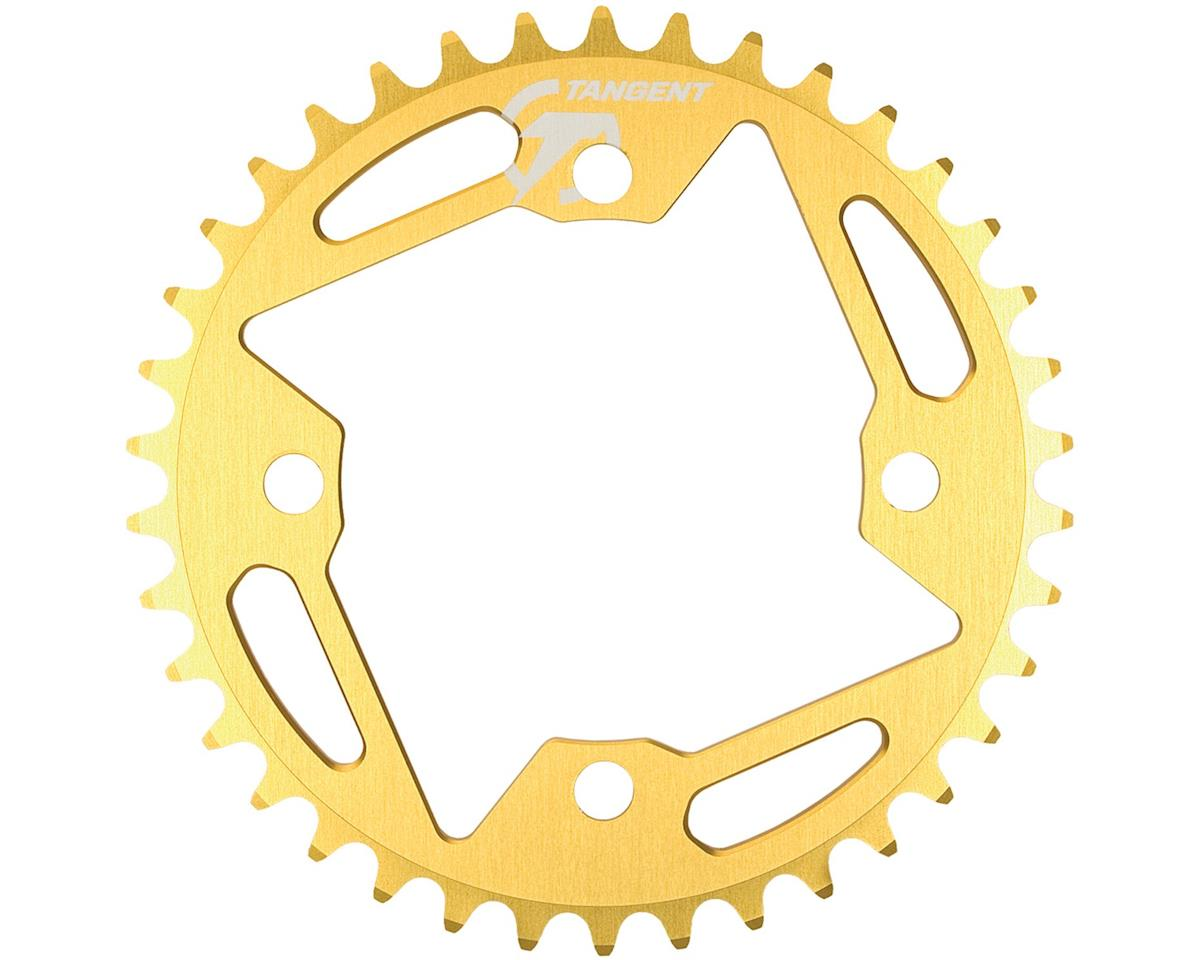 Tangent Halo 4-bolt Chainring (Gold)