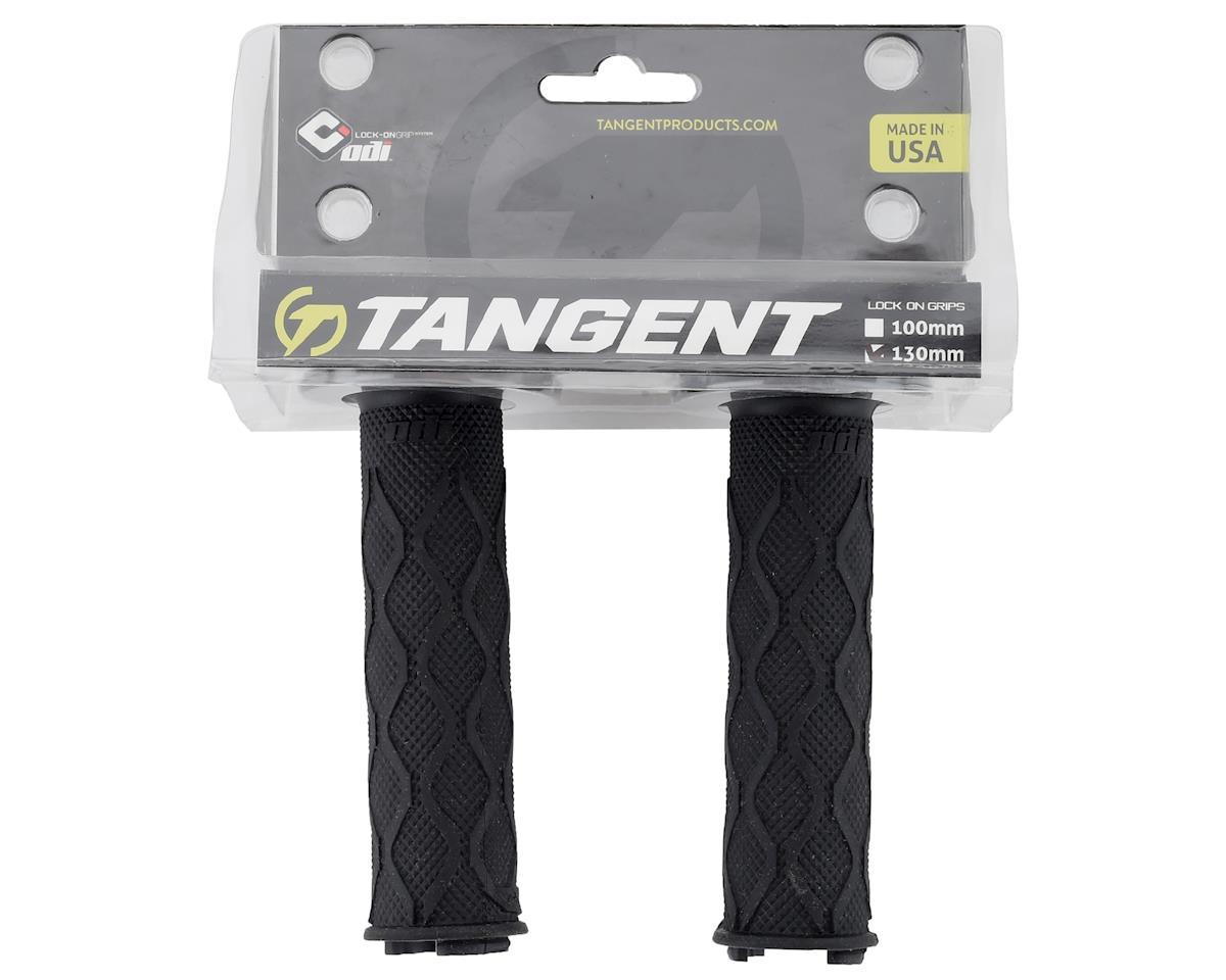 Image 3 for Tangent Pro Lock-On Grips (Black/Purple) (130mm)