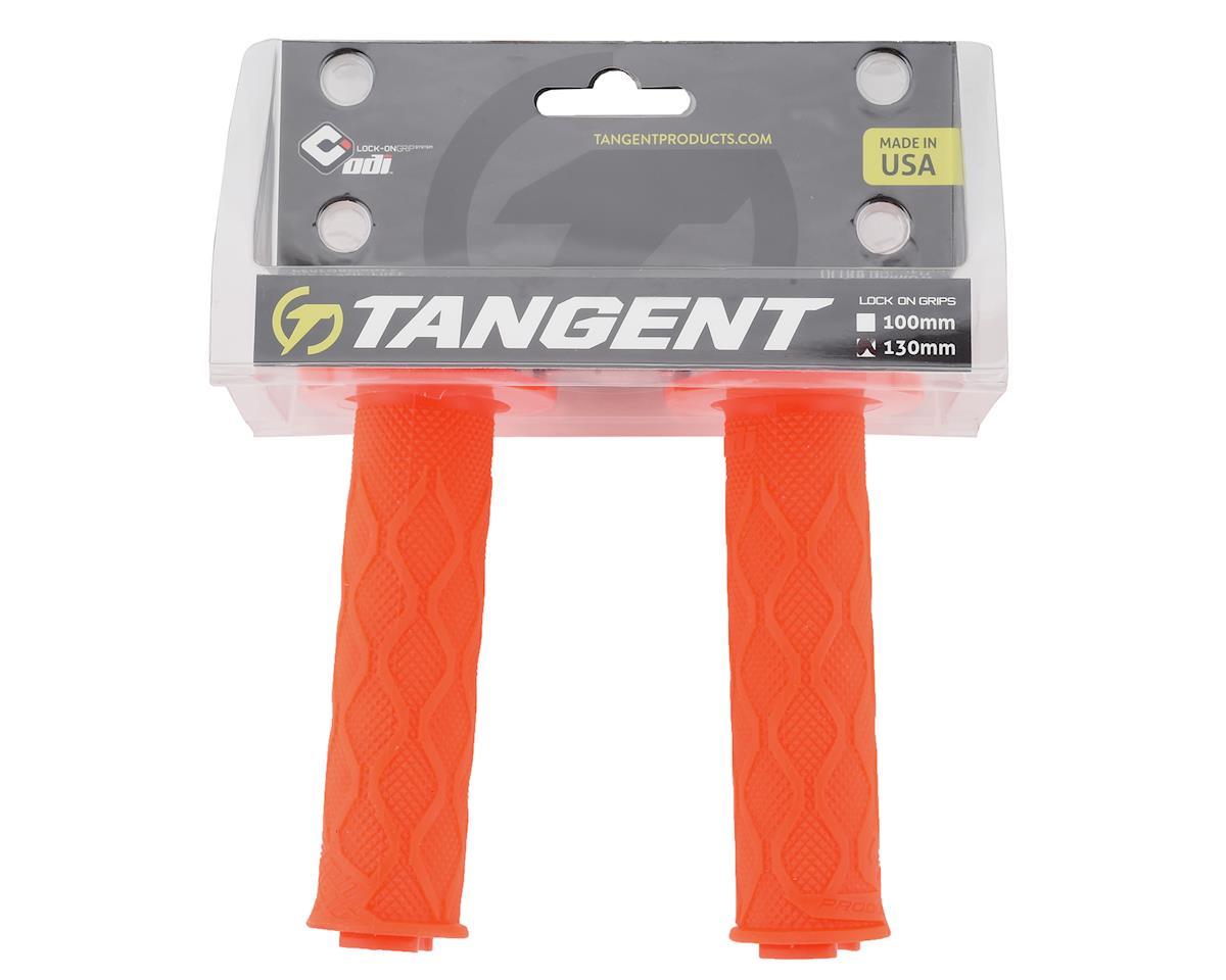Tangent Pro Lock-On Grips (Orange) (130mm)