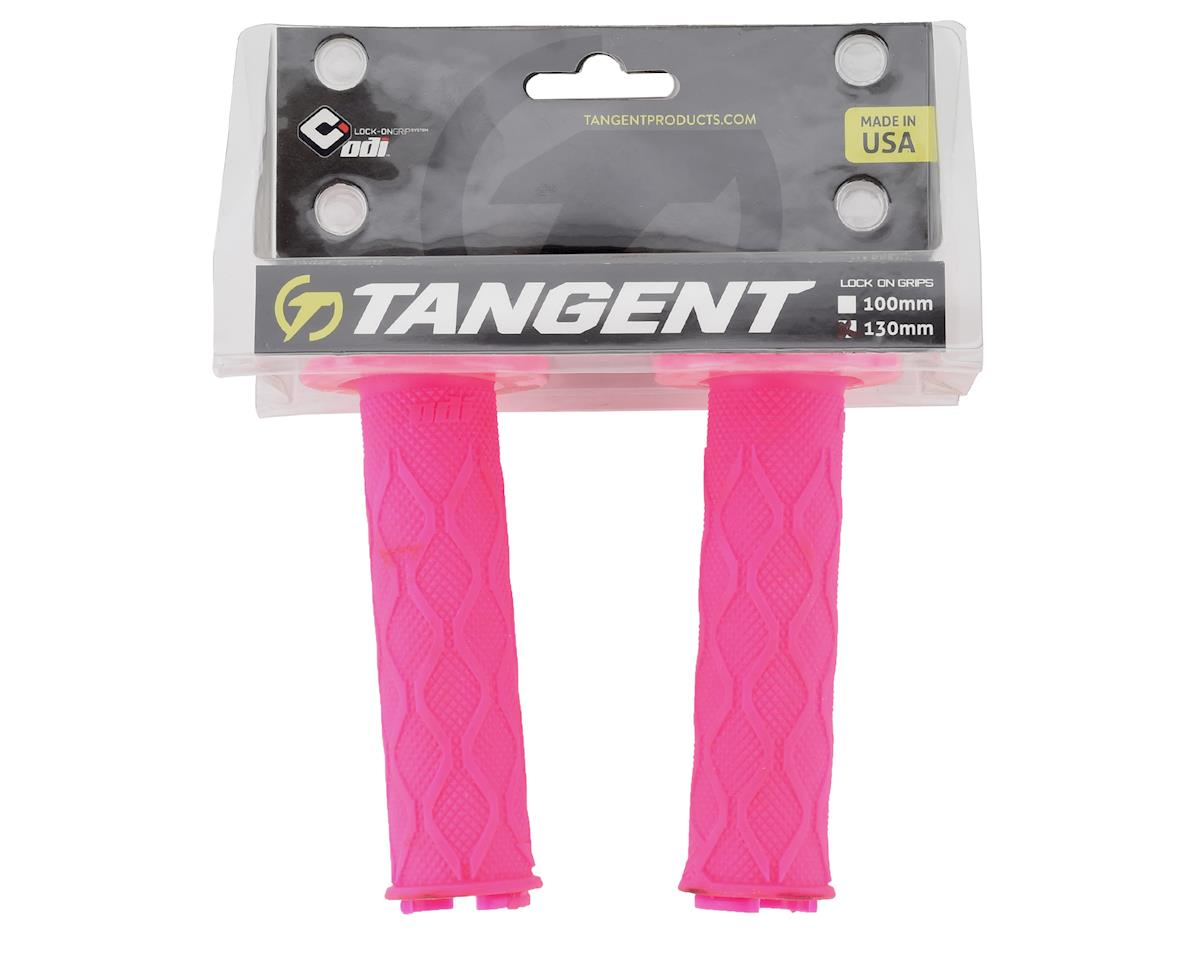 Image 3 for Tangent Pro Lock-On Grips (Pink) (130mm)