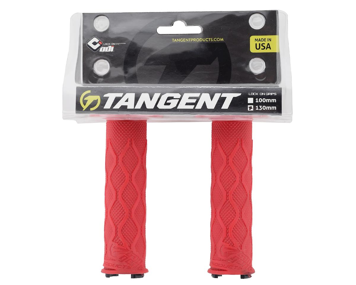 Image 3 for Tangent Pro Lock-On Grips (Red) (130mm)