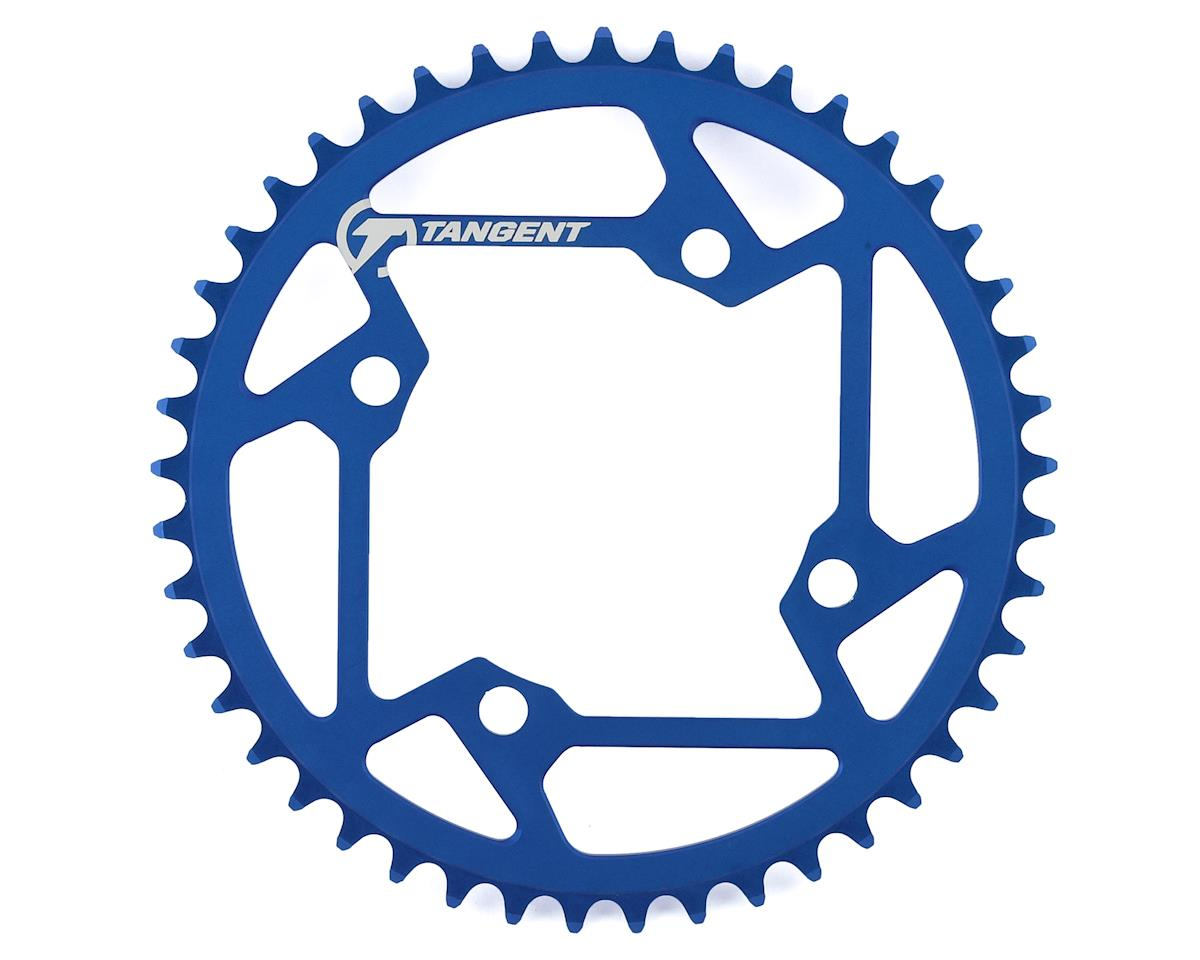 Image 1 for Tangent 4-Bolt Chain Ring (Blue) (2016) (45T)