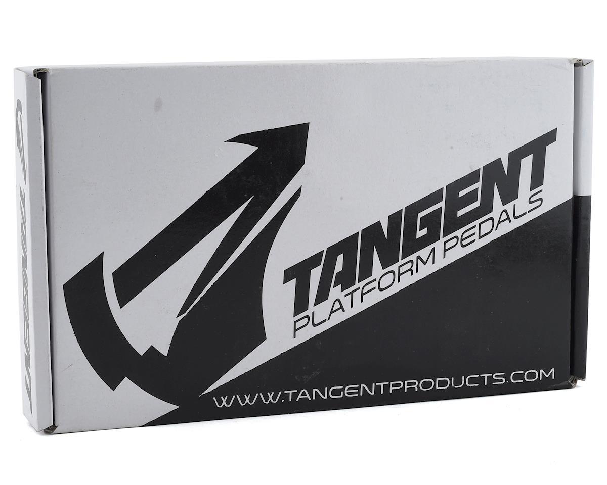 """Image 2 for Tangent Platform Pedals 9/16"""" (Hi-Vis)"""