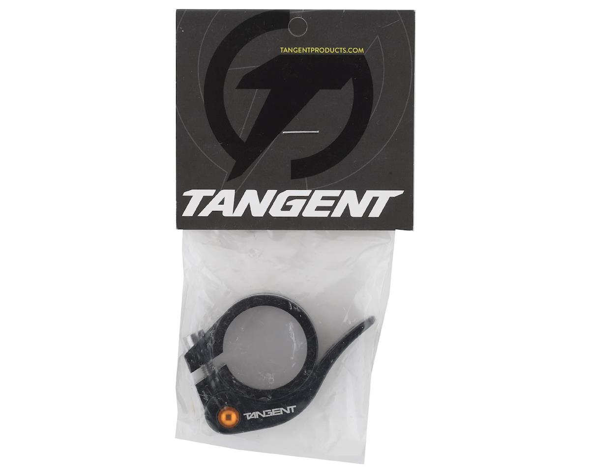 Tangent Quick Release Seat Clamp (Black) (31.8mm)