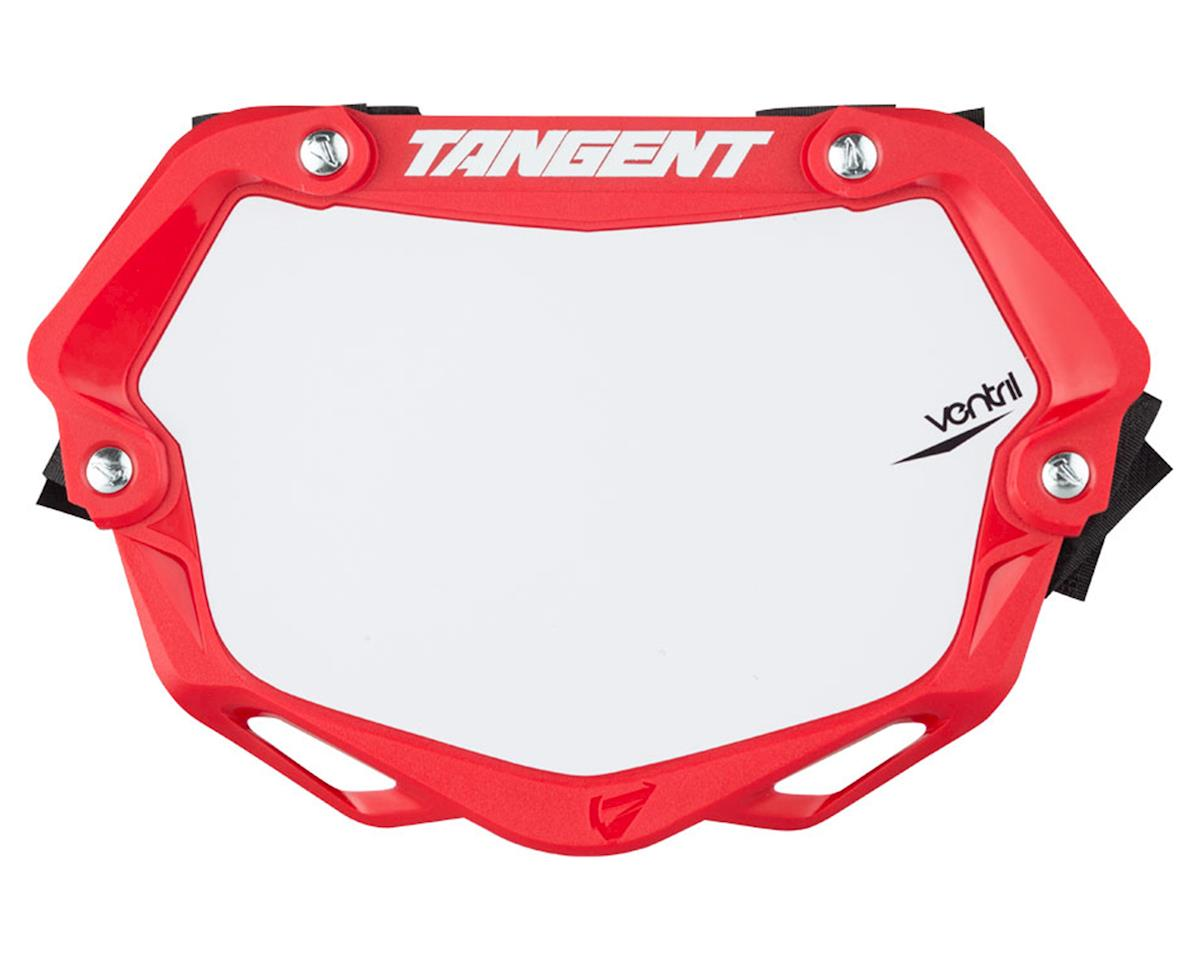 Tangent 3D Ventril Plate (Red) (S)