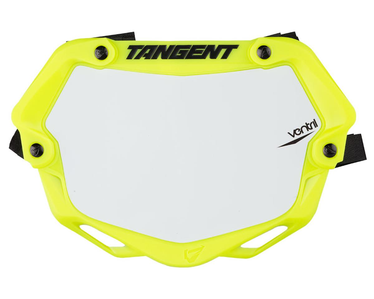 Tangent 3D Ventril Plate (Yellow) (S)