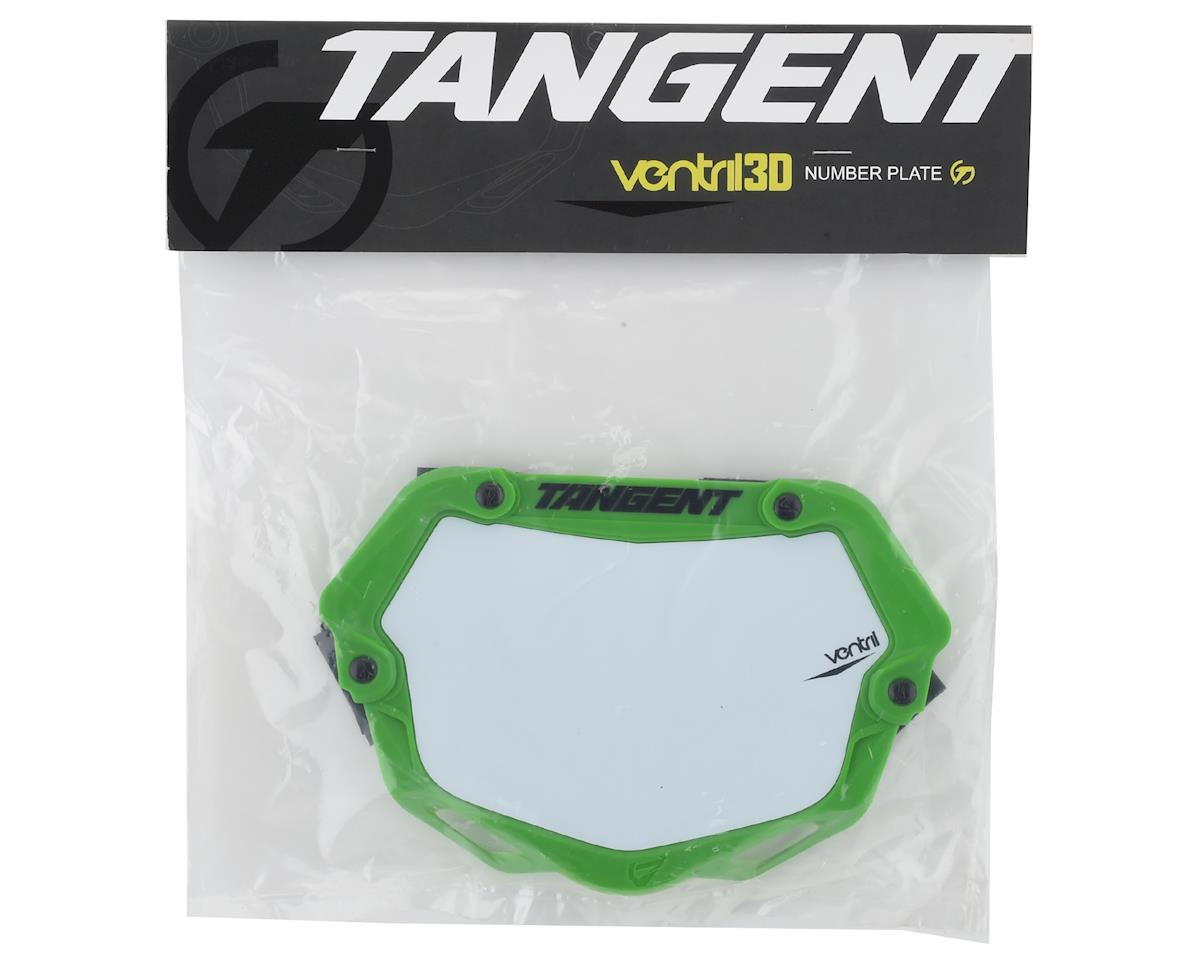 Tangent 3D Ventril Plate (Green) (S)