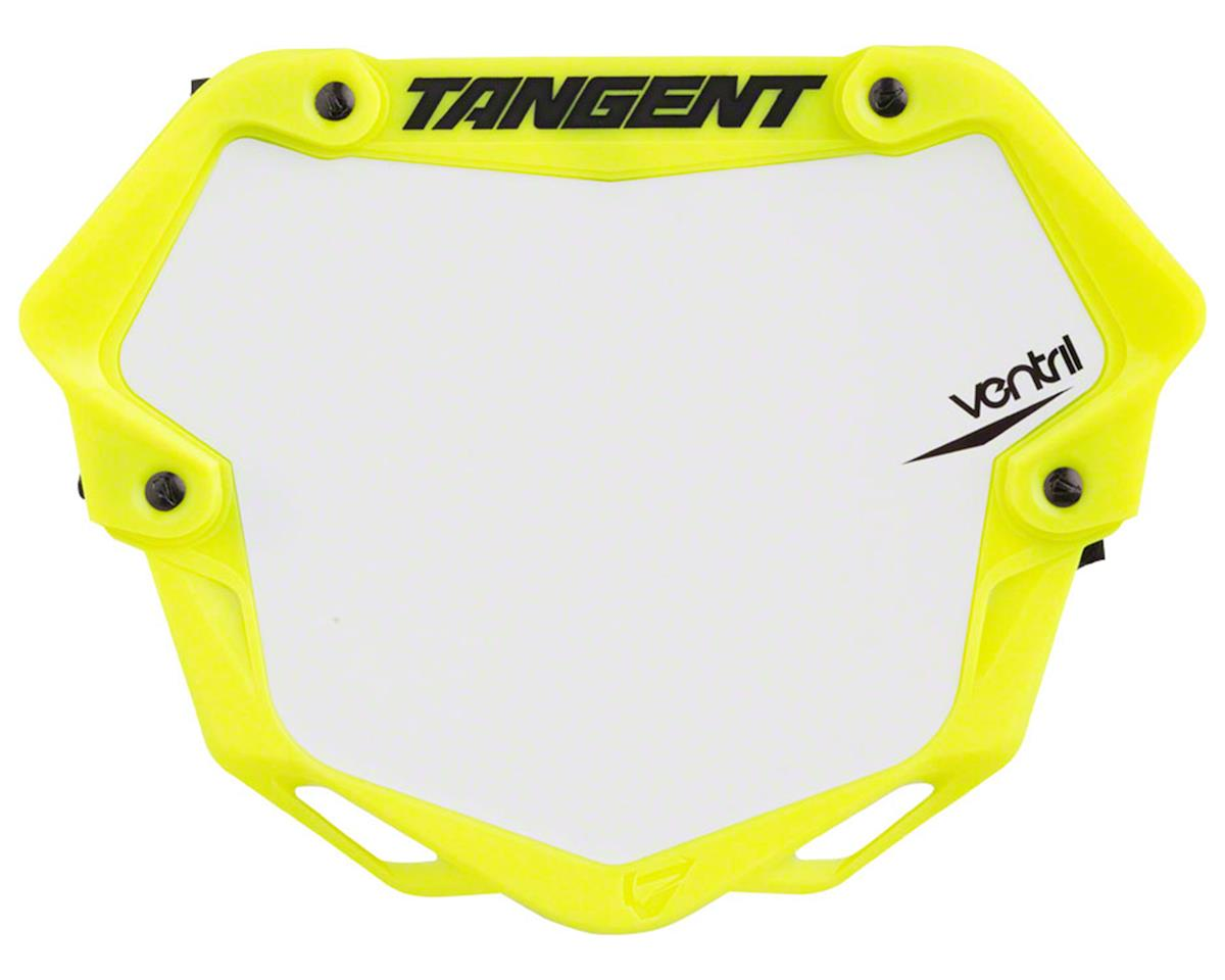 Tangent 3D Ventril Plate (Yellow) (L)