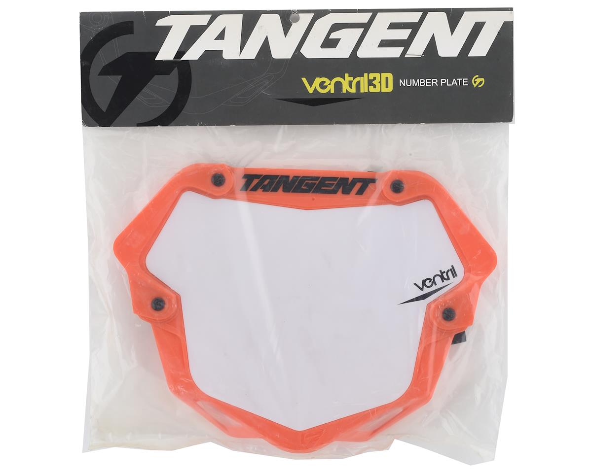Tangent 3D Ventril Plate (Orange) (L)