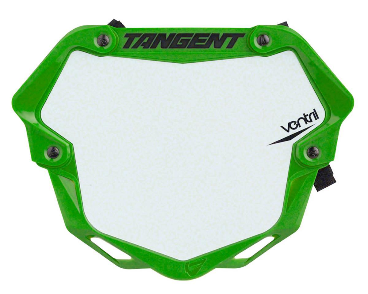 Tangent 3D Ventril Plate (Green) (L)