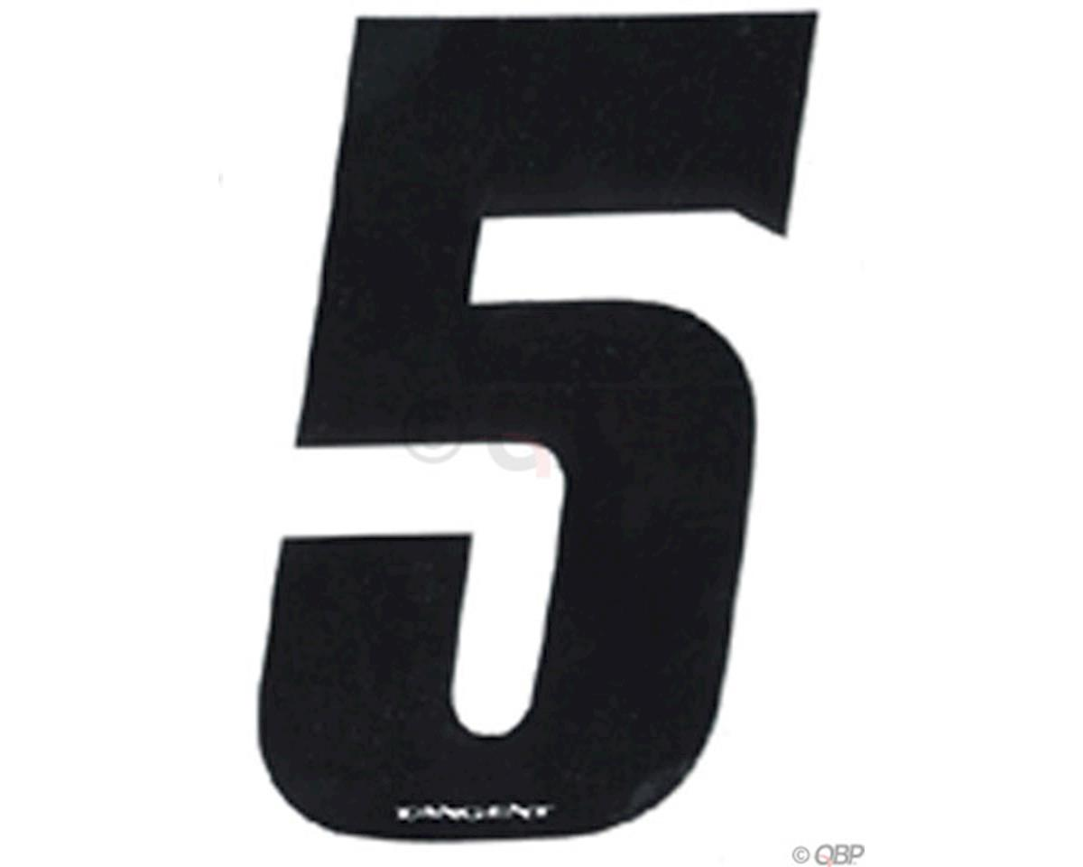 "Tangent Products Tangent 3"" BMX Number Pack ""5"" (10-Pack)"