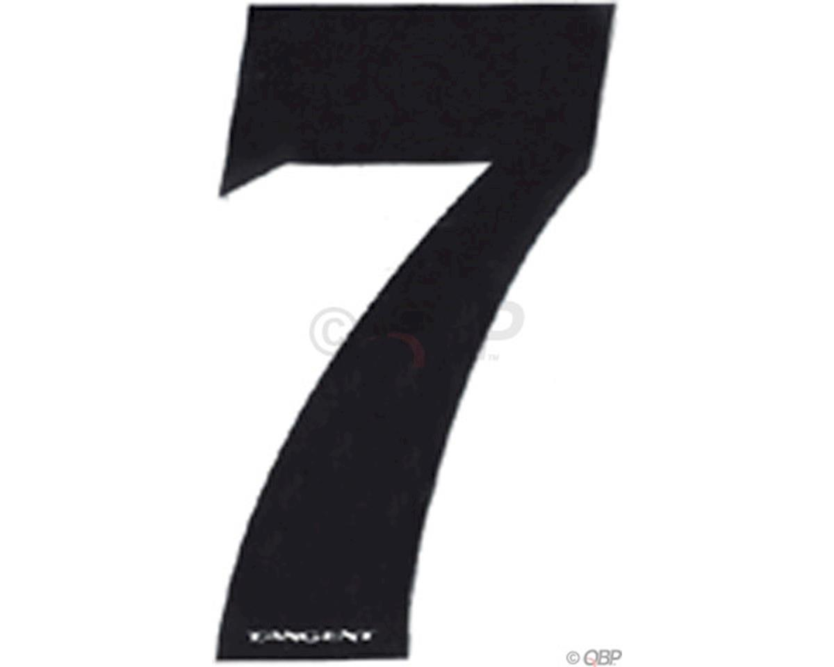 """Tangent Products Tangent 3"""" BMX Number Pack """"7"""" (10-Pack)"""