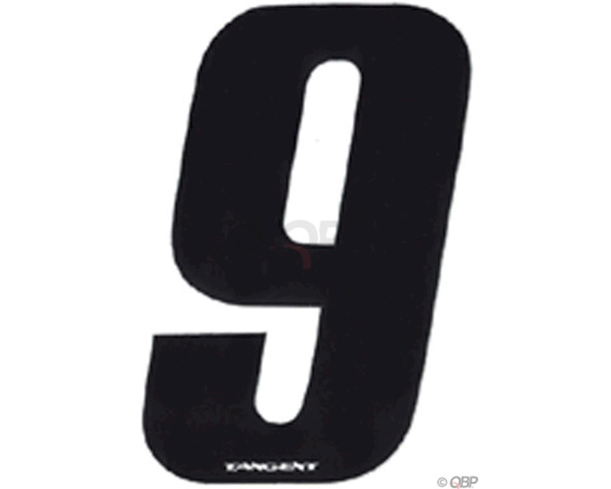 """Tangent Products Tangent 3"""" BMX Number Pack """"9"""" (10-Pack)"""