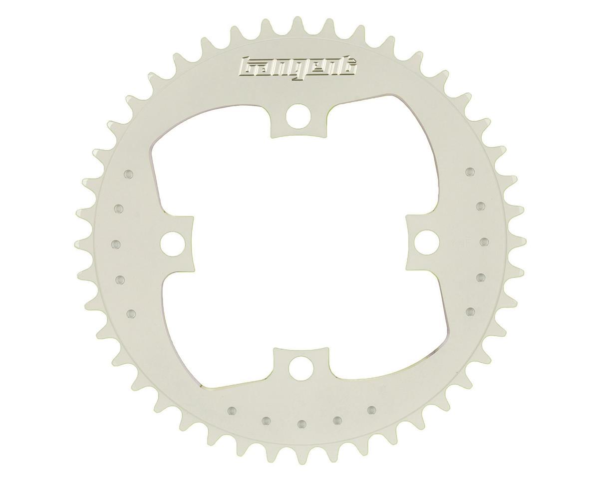 Tangent 4-Bolt Chainring (White)
