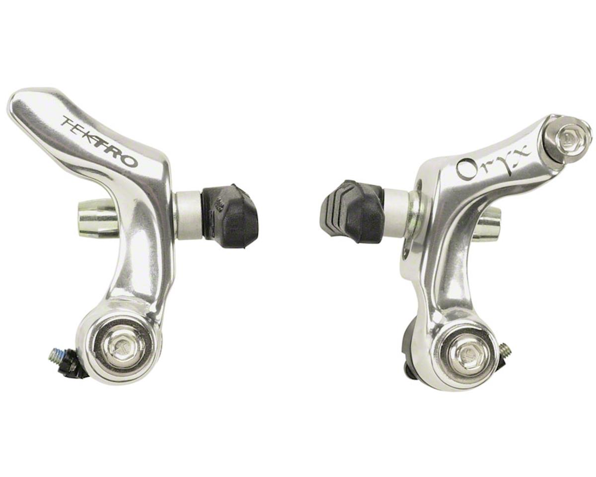 Tektro Oryx Front or Rear Cantilever Brake with Standard Pad, Silver