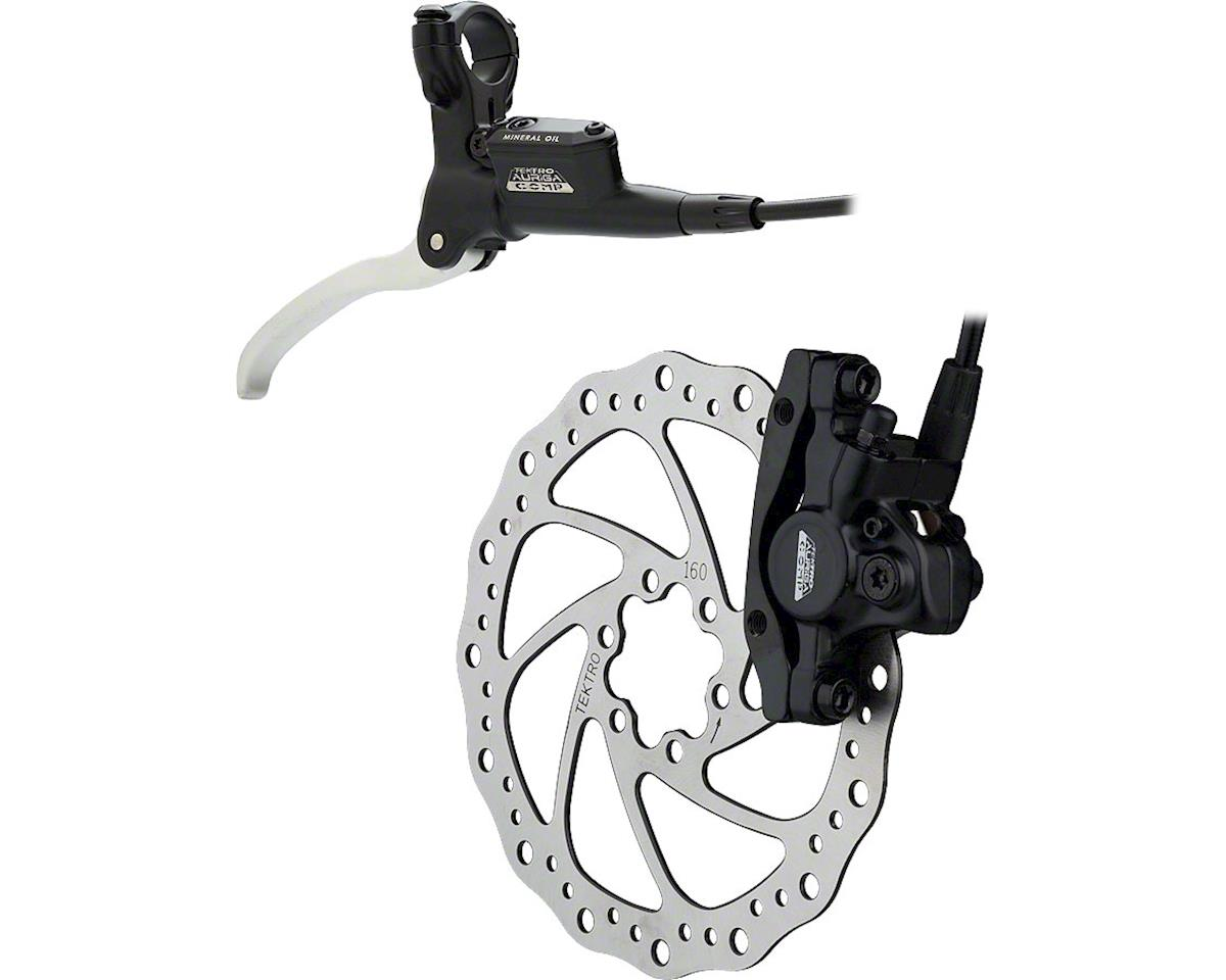 Tektro Auriga Comp Front 160mm Hydraulic Disc Brake Black