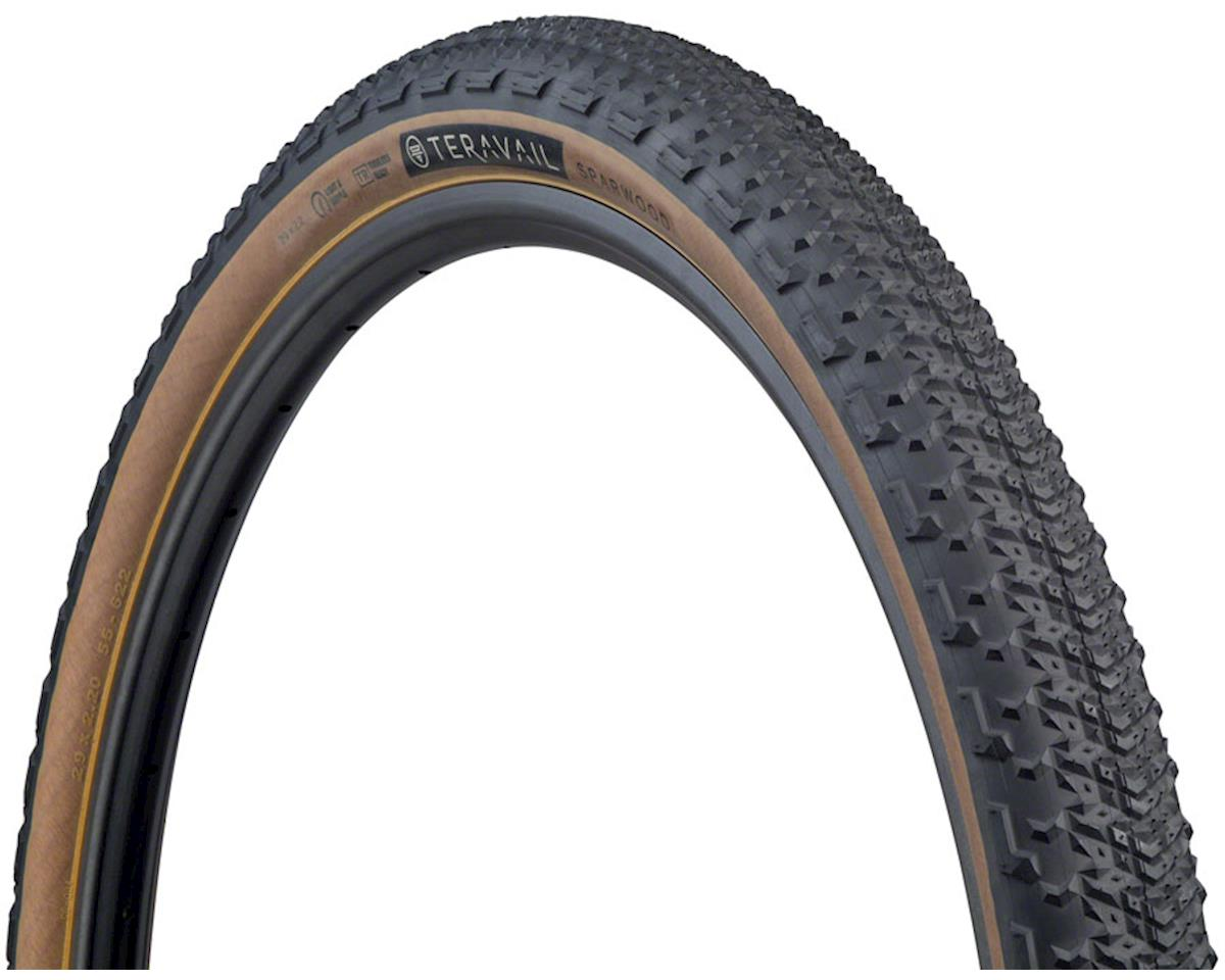 Teravail Sparwood Tubeless Tire (Black/Tan) (Light and Supple)