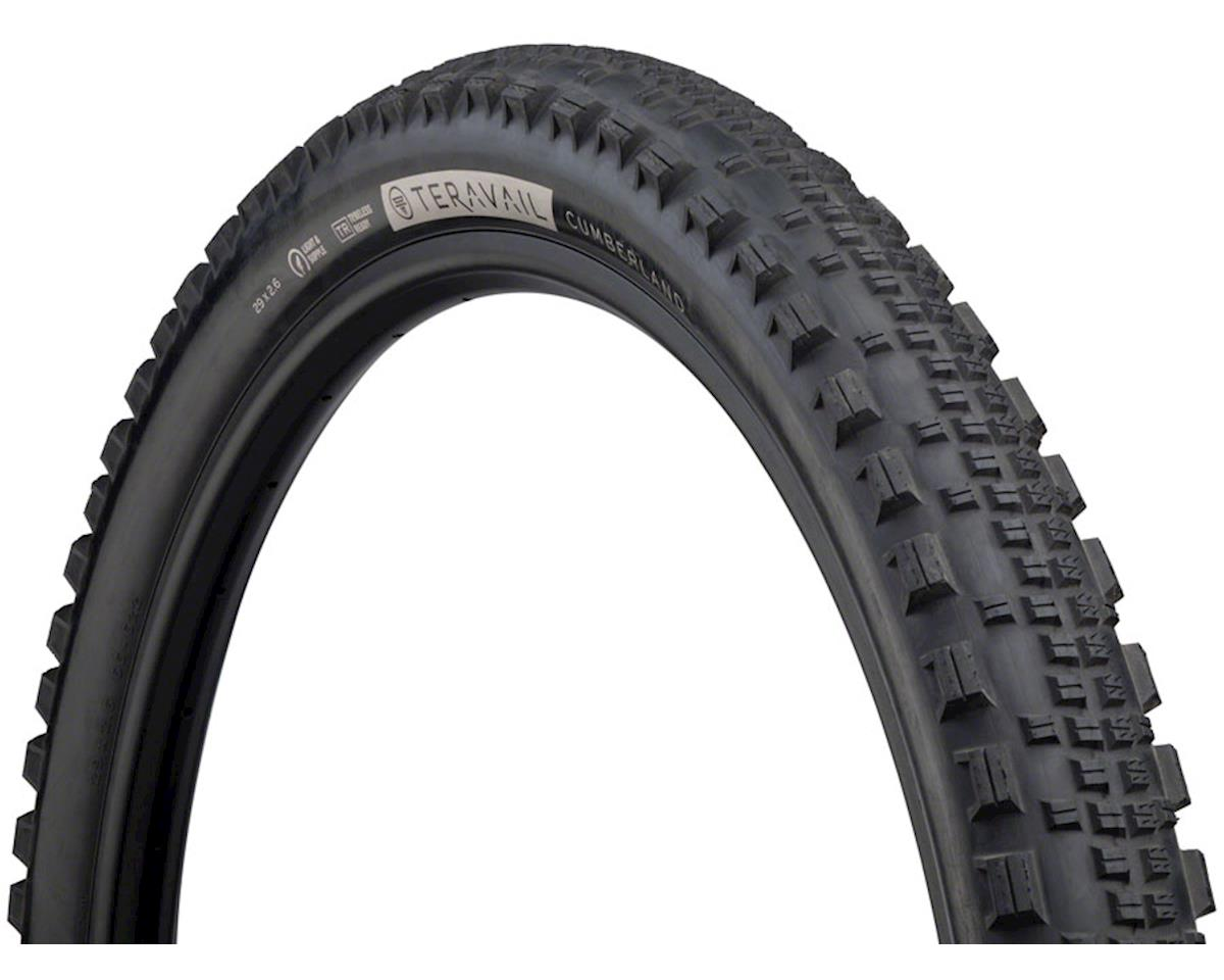 Teravail Cumberland Tubeless Tire (Black) (Light and Supple) (29 x 2.60)
