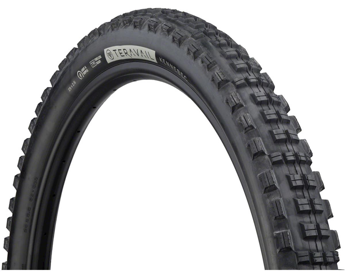Teravail Kennebec Tubeless Tire (Black) (Durable) (29 x 2.6)