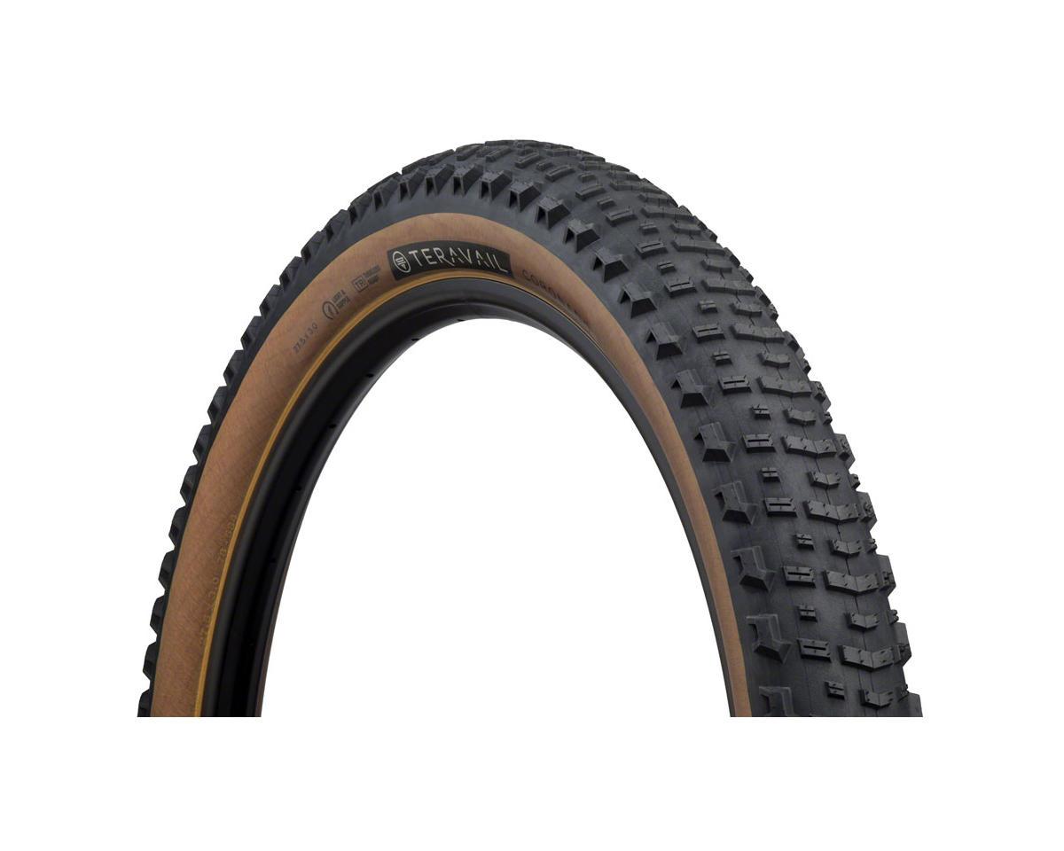 Teravail Coronado Tubeless Tire (Black/Tan) (Light and Supple)