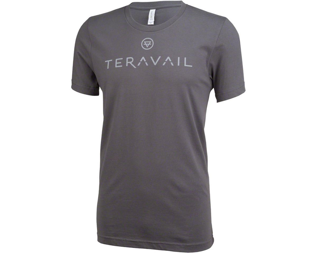 Teravail Logo T-Shirt: Gray XL
