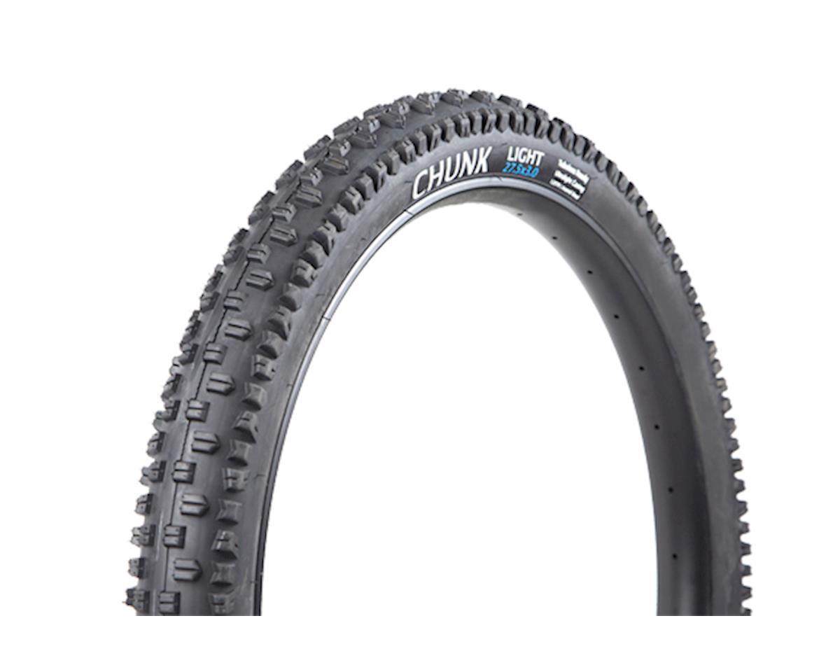 Terrene Chunk K Light Tubeless Tire (Black) (27.5 x 2.60)