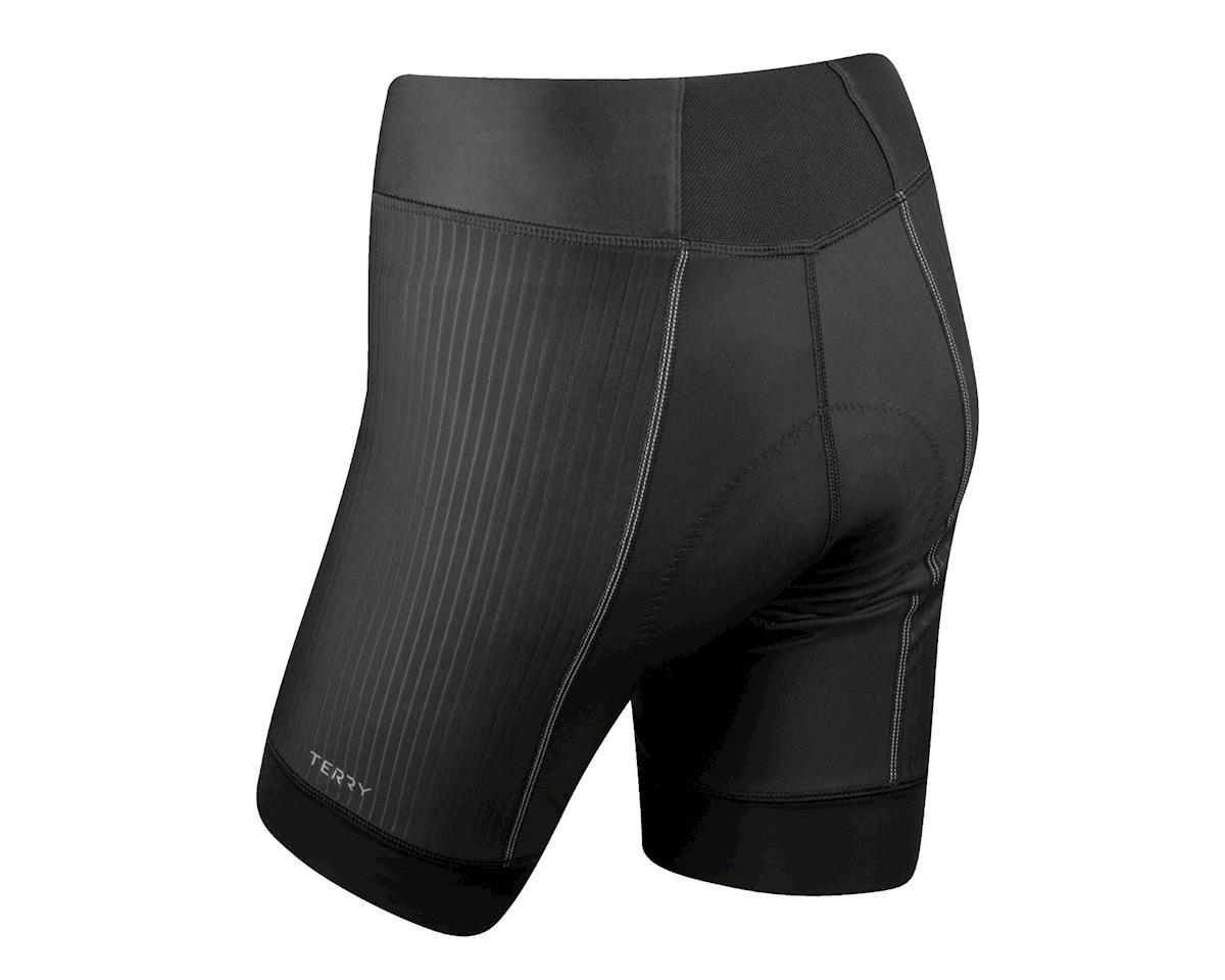 Terry Women's Echelon Shorts (Black)