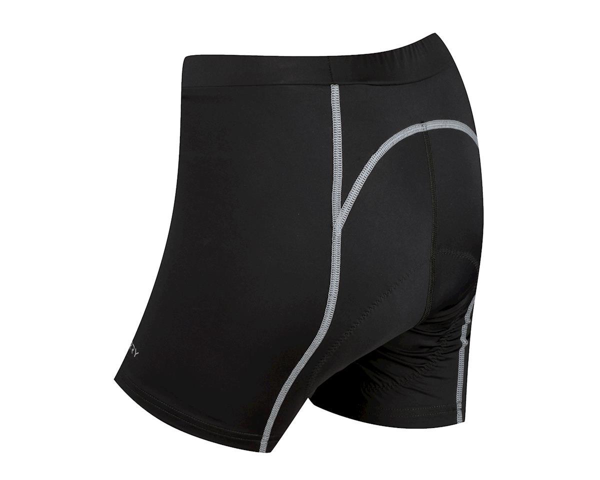 "Terry Women's Bella 6"" Shorts (Black)"