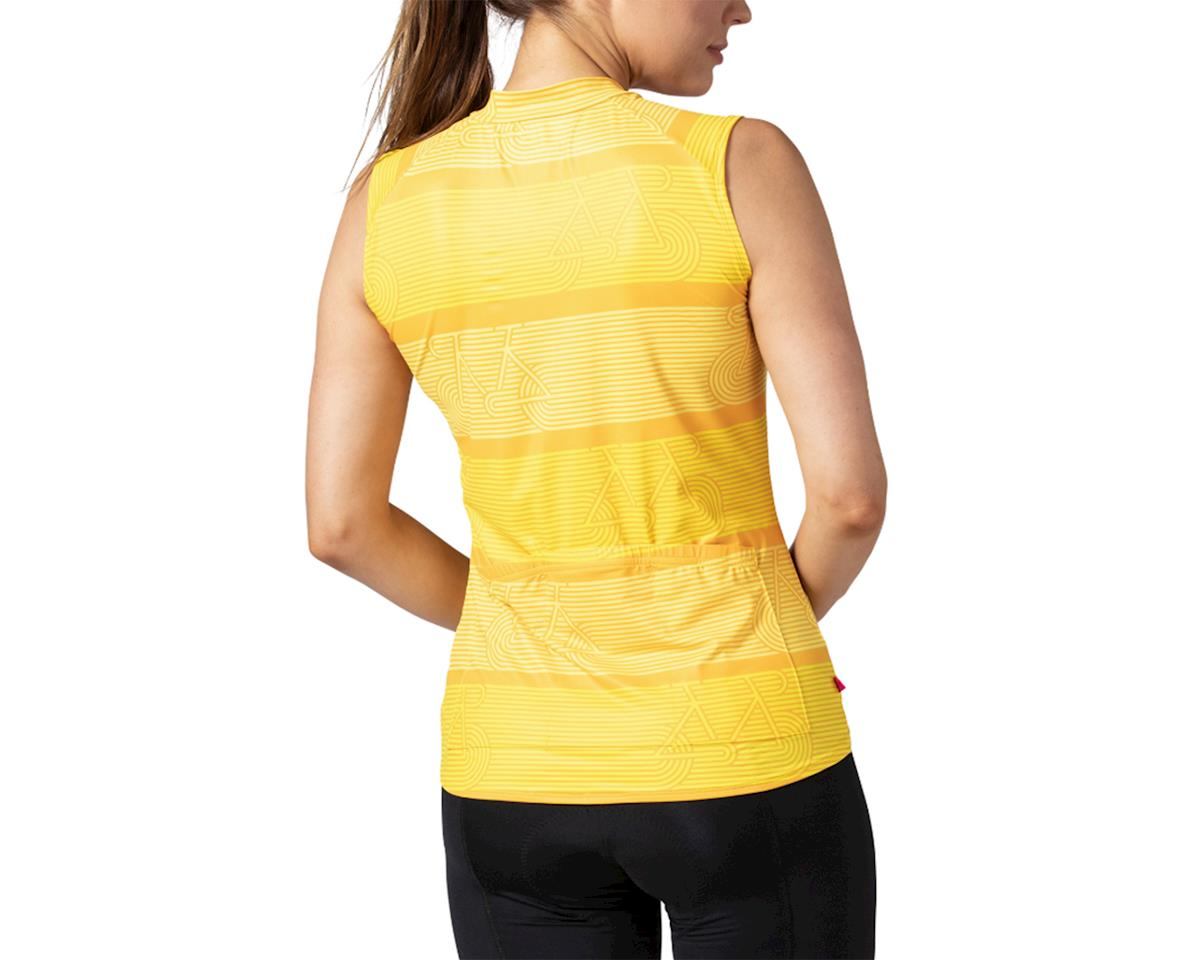 Image 2 for Terry Soleil Sleeveless Jersey (Zoom/Litup) (L)
