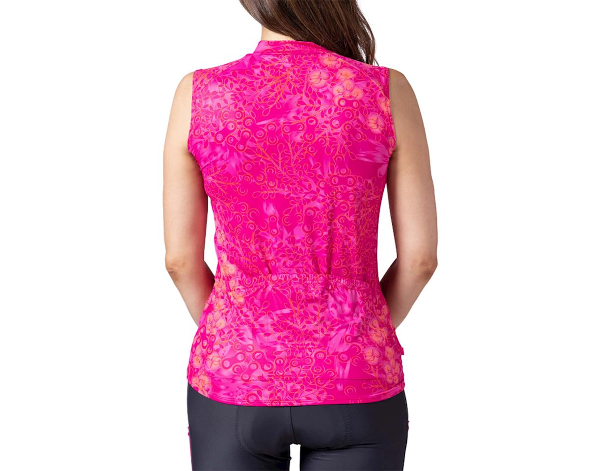 Image 2 for Terry Soleil Sleeveless Jersey (Hydrange/Beetroot) (XL)