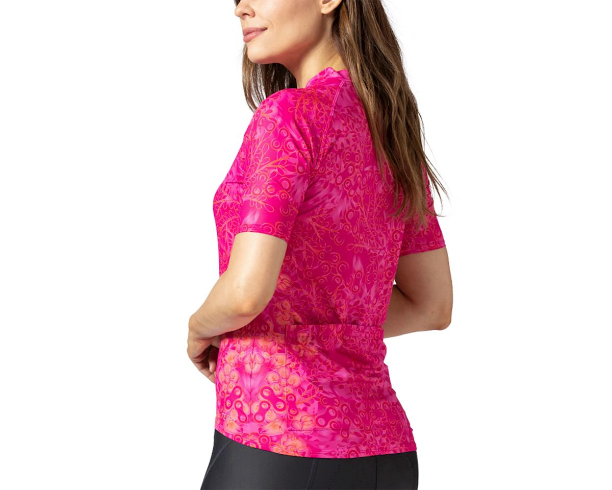 Image 2 for Terry Soleil Short Sleeve Jersey (Hydrange/Beetroot) (M)